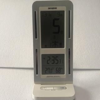 カシオ(CASIO)のCASIO 電波時計(掛時計/柱時計)
