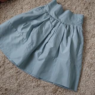 トッコ(tocco)のトッコクローゼットふんわり可愛いスカート(ひざ丈スカート)