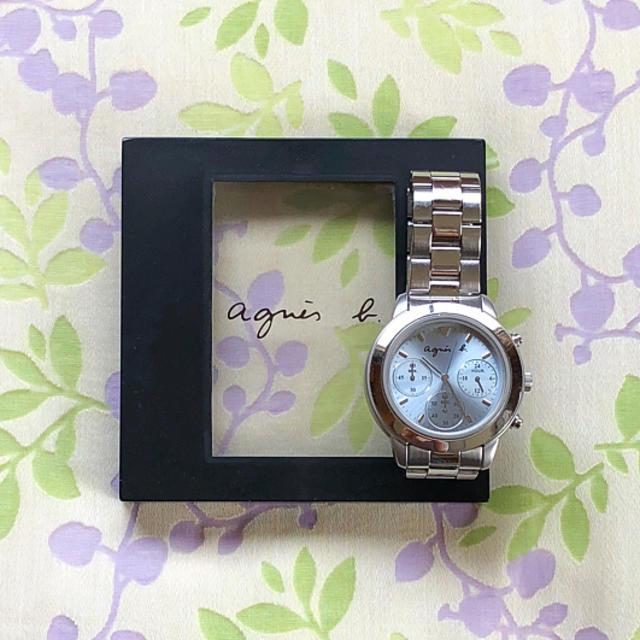 agnes b. - アニエス・ベー ⑰  腕時計・稼動品✨の通販 by manma's shop|アニエスベーならラクマ