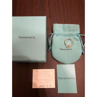ティファニー(Tiffany & Co.)のTiffany ラップリング9号(リング(指輪))