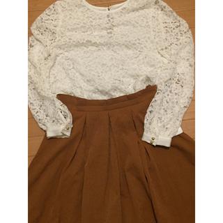 アーモワールカプリス(armoire caprice)のl'armoire de luxe アモワールカプリス 今季 スカート  新品(ロングスカート)