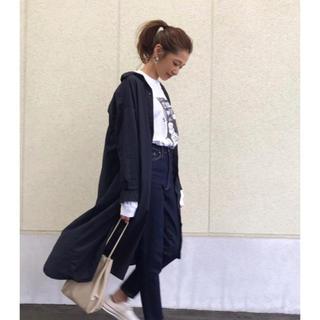 ニコアンド(niko and...)のニコアンド シャツワンピース aラインワンピース ロングシャツ(シャツ/ブラウス(長袖/七分))