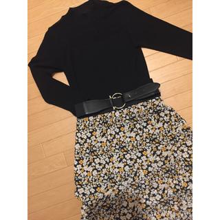 アーモワールカプリス(armoire caprice)のアモワールカプリス l'armoire de luxe 今季 スカート  (ひざ丈スカート)