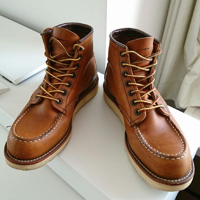 REDWING(レッドウィング)のREDWING レッドウイング 875 レディースの靴/シューズ(ブーツ)の商品写真