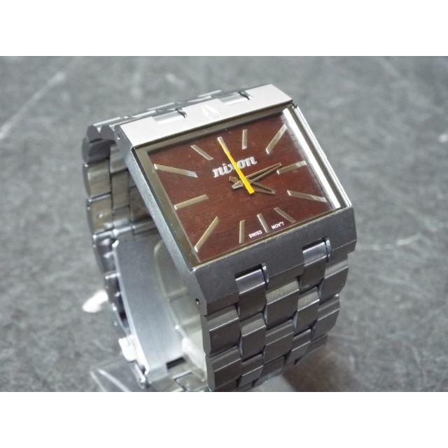 NIXON - ニクソン 腕時計 THE TICKET チケット MB747の通販 by R's shop|ニクソンならラクマ