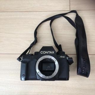 キョウセラ(京セラ)のcontax aria(フィルムカメラ)