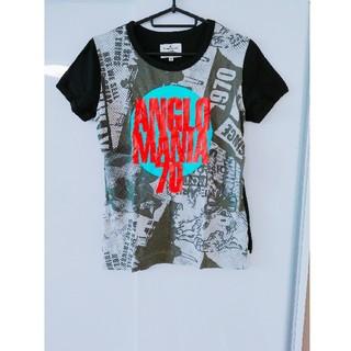 ヴィヴィアンウエストウッド(Vivienne Westwood)のVivienne Westwood ANGLO パンクアーカイブプリントT(Tシャツ(半袖/袖なし))