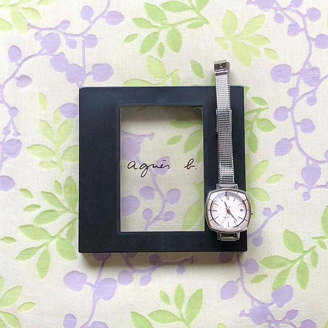 agnes b. - アニエス・ベー   ㊳  腕時計・稼動品✨の通販 by manma's shop|アニエスベーならラクマ