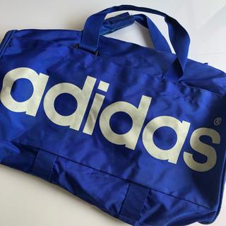 adidas - ★ヴィンテージ★adidas★アディダス ボストンバッグ ブルー 青