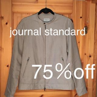 ジャーナルスタンダード(JOURNAL STANDARD)のjournal standard MA-1 リネン Mサイズ(ブルゾン)