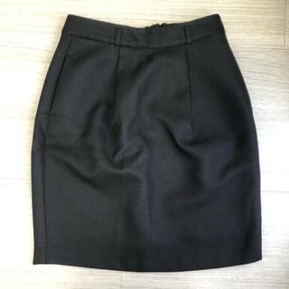 LOWRYS FARM - 黒タイトスカート