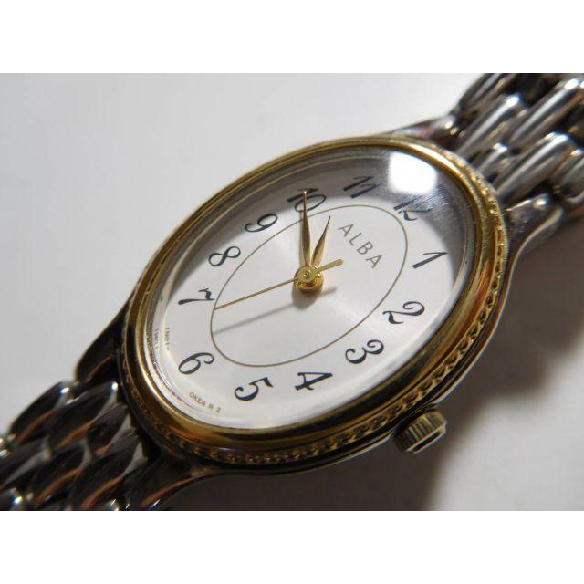 SEIKO - 良品 セイコー 腕時計 動作中 アルバ 3針 防水 女性用 クォーツの通販 by コメントする時はプロフ必読お願いします|セイコーならラクマ