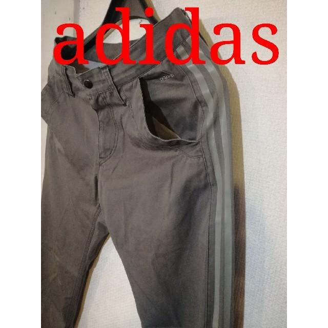 adidas(アディダス)のアディダス ワークパンツ   ディッキーズやカーハート等好きな方にも メンズのパンツ(ワークパンツ/カーゴパンツ)の商品写真