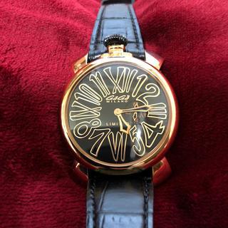 info for eebcb 4c6b1 GAGA MILANO腕時計