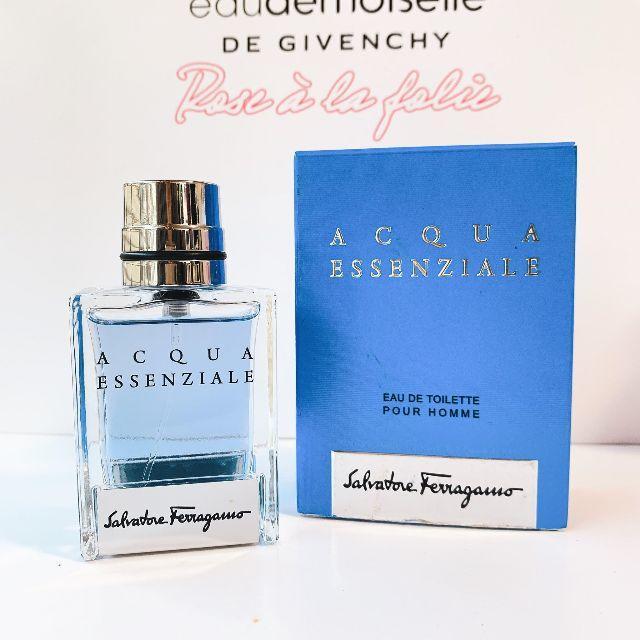 Salvatore Ferragamo(サルヴァトーレフェラガモ)のフェラガモ アクア エッセンツィアーレ EDT 30ml コスメ/美容の香水(香水(男性用))の商品写真