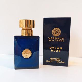 ヴェルサーチ(VERSACE)のヴェルサーチ ディランブルー EDT 30ml(香水(男性用))