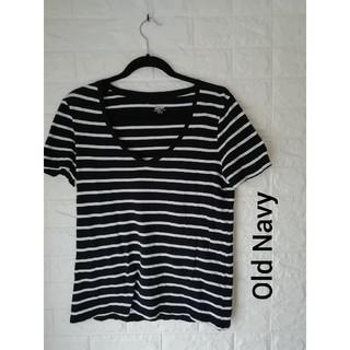 オールドネイビー(Old Navy)のオールドネイビー レディーストップス(Tシャツ(半袖/袖なし))