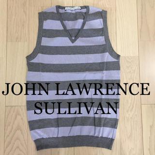 ジョンローレンスサリバン(JOHN LAWRENCE SULLIVAN)のJOHN LAWRENCE SULLIVAN ジョンローレンスサリバン ベスト(ベスト)