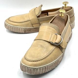 キャサリンハムネット(KATHARINE HAMNETT)のKATHARINE HAMNET キャサリンハムネット 革靴 24cm(デッキシューズ)