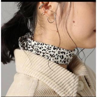 ローリーズファーム(LOWRYS FARM)のローリーズファーム  レオパード柄 スカーフ(バンダナ/スカーフ)