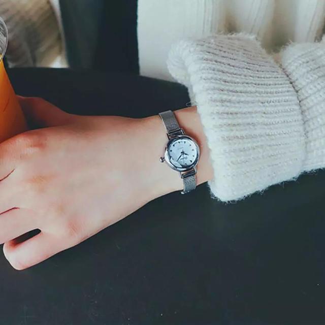 レディース 腕時計 シルバーの通販 by ねこみー's shop|ラクマ