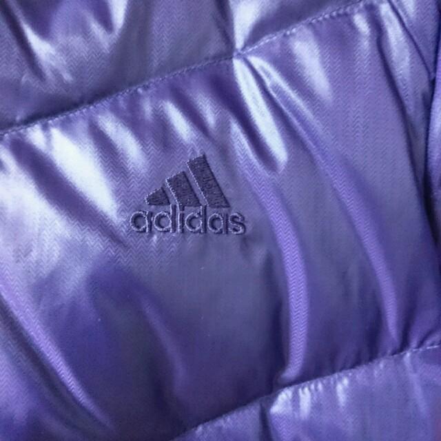 adidas(アディダス)のくに様専用アディダスロングダウンXL レディースのジャケット/アウター(ダウンジャケット)の商品写真