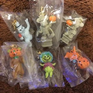 ディズニー ハロウィン チャームコレクション 全6種セット(キャラクターグッズ)