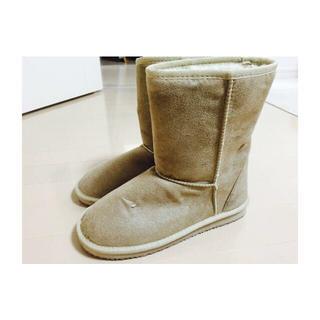 ムジルシリョウヒン(MUJI (無印良品))のブーツ(ブーツ)