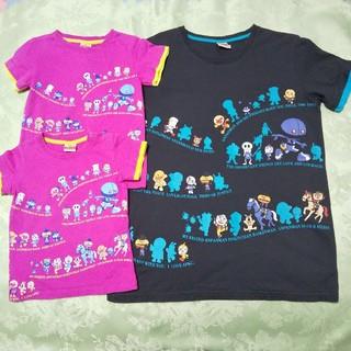 HAZUKI様専用 アンパンマンキッズコレクション 半袖Tシャツ3枚セット(Tシャツ)