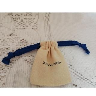 LOUIS VUITTON - 未使用 ルイヴィトンのミニ巾着