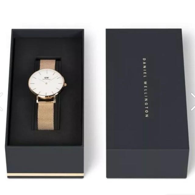 ダニエルウェリントン 腕時計  32mm ローズゴールド 送料無料 新品 保証付の通販 by 楽介's shop|ラクマ