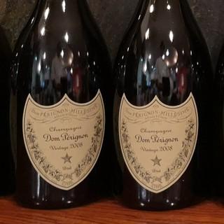 ドンペリニヨン(Dom Pérignon)の2本セット ドン・ペリニヨン 2008(シャンパン/スパークリングワイン)