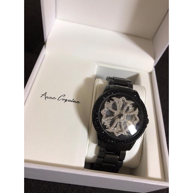 【Anne Coquine アンコキーヌ 腕時計】の通販 by 鈴屋's shop|ラクマ