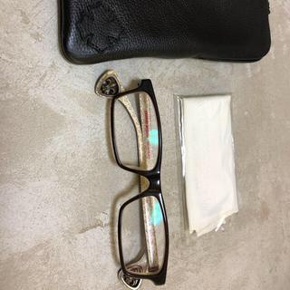 クロムハーツ(Chrome Hearts)のクロムハーツ 眼鏡 メガネ (サングラス/メガネ)