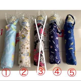 ミニオン(ミニオン)のミニオン  折りたたみ 傘 UVカット付き(傘)