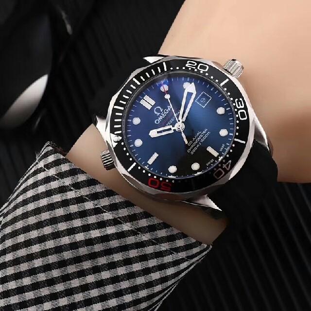 OMEGA - オメガ 自動巻き腕時計 シーマスターの通販 by  悠真-ゆうま 凉太 るい 's shop|オメガならラクマ