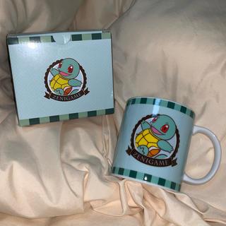 ポケモン(ポケモン)のゼニガメのマグカップ(グラス/カップ)