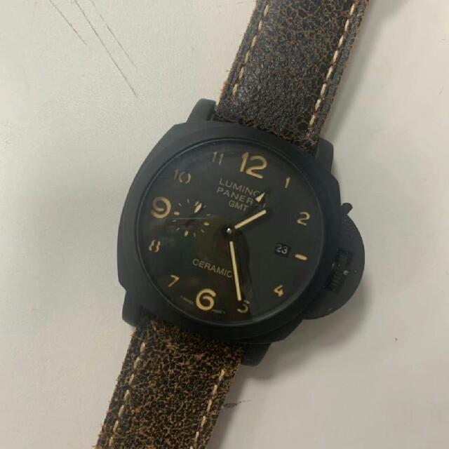 PANERAI - PANERAI自動巻きメンズ 腕時計の通販 by 木下 光善's shop|パネライならラクマ