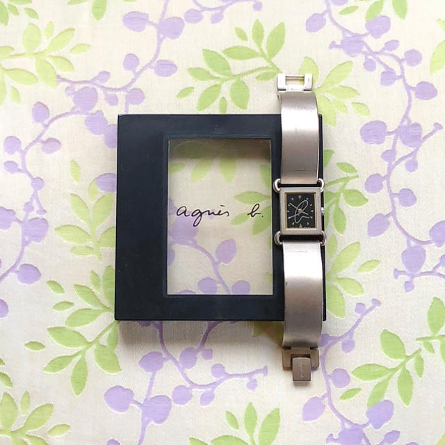 agnes b. - アニエス・ベー ⑮  腕時計・稼動品✨の通販 by manma's shop|アニエスベーならラクマ