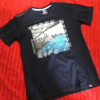 アディダス(adidas)の Tシャツ(Tシャツ/カットソー(半袖/袖なし))