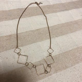エイチアンドエム(H&M)のH&M ネックレス(ネックレス)