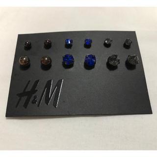 エイチアンドエム(H&M)の★H&Mピアス 6ペア★(ピアス)