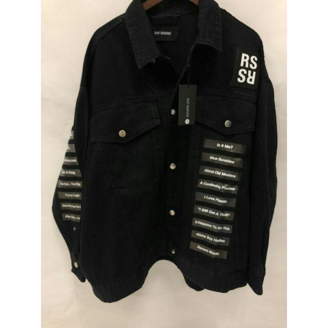 RAF SIMONS(ラフシモンズ)の18SS RAF SIMONS OVERSIZED DENIM JACKET メンズのジャケット/アウター(Gジャン/デニムジャケット)の商品写真