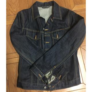 ヌーディジーンズ(Nudie Jeans)のS サイズ nudie jeans jacket (Gジャン/デニムジャケット)