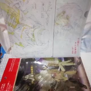 カドカワショテン(角川書店)の文スト クリアファイルセット(クリアファイル)
