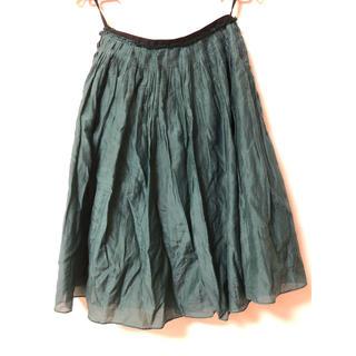 ロペ(ROPE)のスカート(ひざ丈スカート)