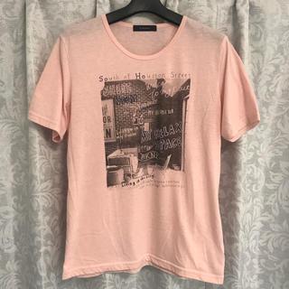 レイジブルー(RAGEBLUE)のメンズ!レイジブルー*Uネック半袖Tシャツ*Lサイズ(Tシャツ/カットソー(半袖/袖なし))