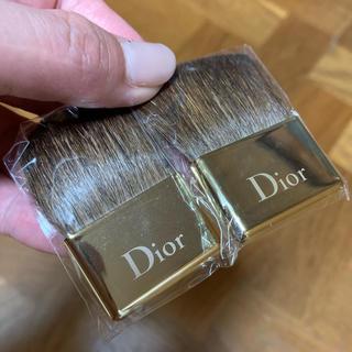 クリスチャンディオール(Christian Dior)の新品未使用✨Diorブラシ2個セット(その他)