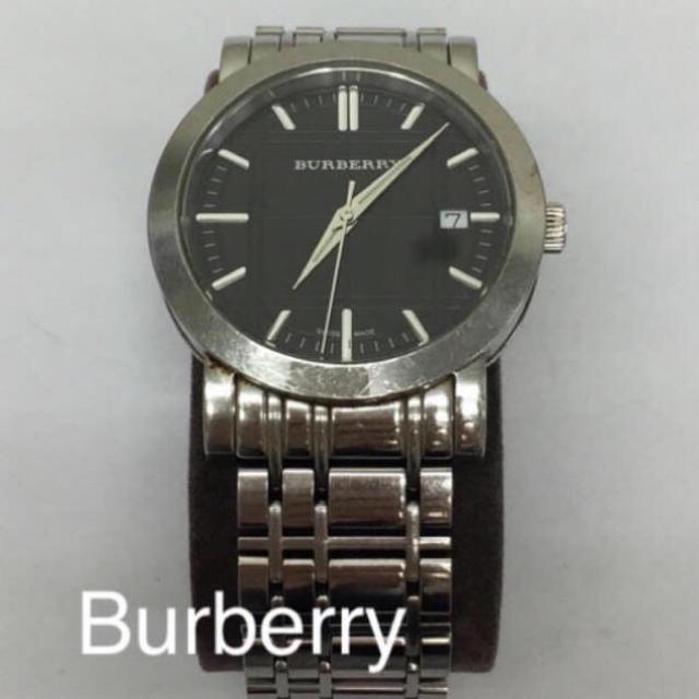 BURBERRY - 正規品 バーバリー Burberry 腕時計の通販 by 富's shop|バーバリーならラクマ