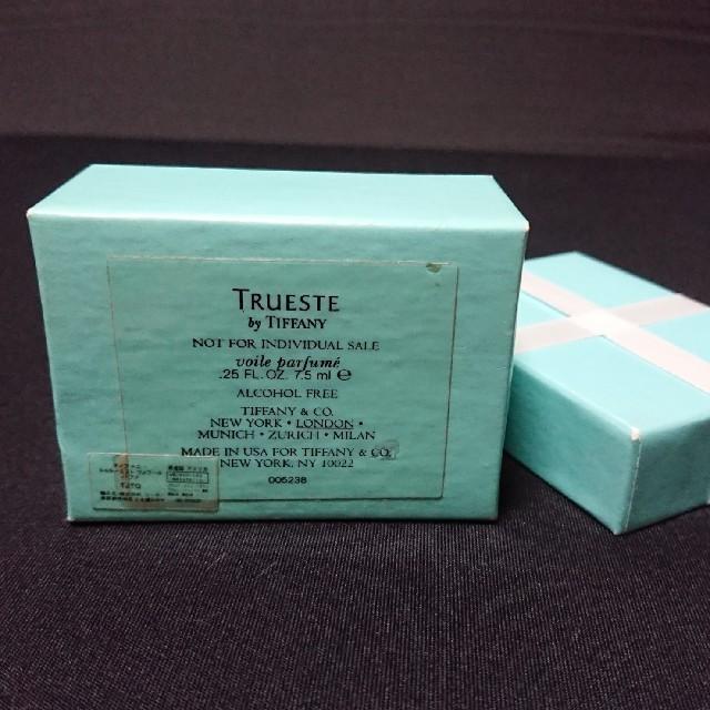 Tiffany & Co.(ティファニー)のティファニー☆香水☆TIFFANY TRUESTE 7.5ml コスメ/美容の香水(香水(女性用))の商品写真